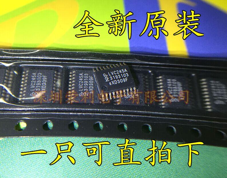 10 piezas nuevo Original 74LVC245APW LVC245A TSSOP20 en stock