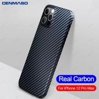 pure real carbon fiber case for iphone 12 11 pro max 12 mini case aramid fiber ultra thin shockproof business phone cover