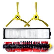 Brosse principale vadrouille tissu côté brosses filtre pour LG Hom Bot VR6270LVM VR65710 VR6260LVM série Robot aspirateur accessoires
