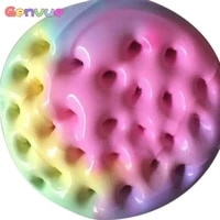 polymer clay supplies slime big light plasticine relief antistress toys set super soft cotton charms for slime kit fluffy floam