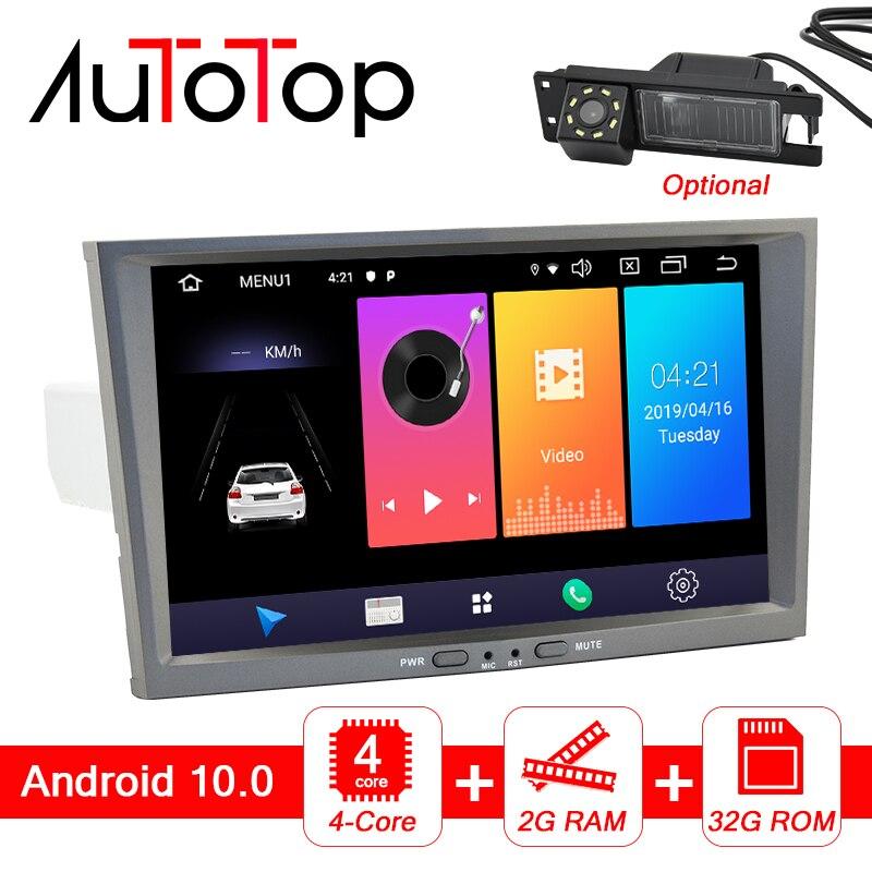 AUTOTOP, Android 10, Radio de coche, GPS, Opel DVD para Opel Astra H G Zafira B Vectra C D Antara Vauxhall Corsa D, reproductor Multimedia de Audio
