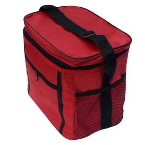 Car Trunk Storage Bags Thermo Cooler Insulated Bag for Thermal Ice Pack Picnic Bag Tote Inclined Shoulder for Picnic
