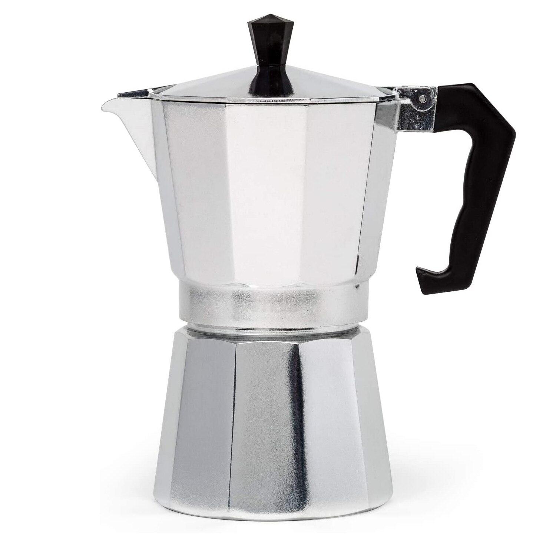 Cafetière en aluminium 50/100/150/300/450/600ml cafetière Durable Moka Cafeteira Expresso percolateur pratique Moka café