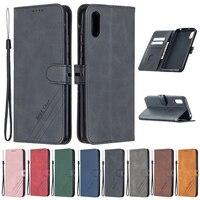 Кожаный флип-чехол для Xiaomi Redmi 9A, чехол для Xiaomi Redmi 9A, 9 A, чехол для телефона Redmi 9C, 9T, 9AT, 8, 7A, чехол-бумажник