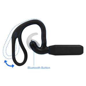 1080P Headset Earphone Micro USB Camera With Bluetooth Android APP Ear Hook Style OTG Mobile Phone WebCAM