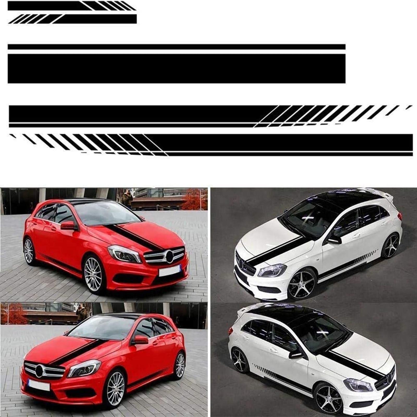 5 шт., наклейки на боковые и боковые автомобильные зеркала заднего вида