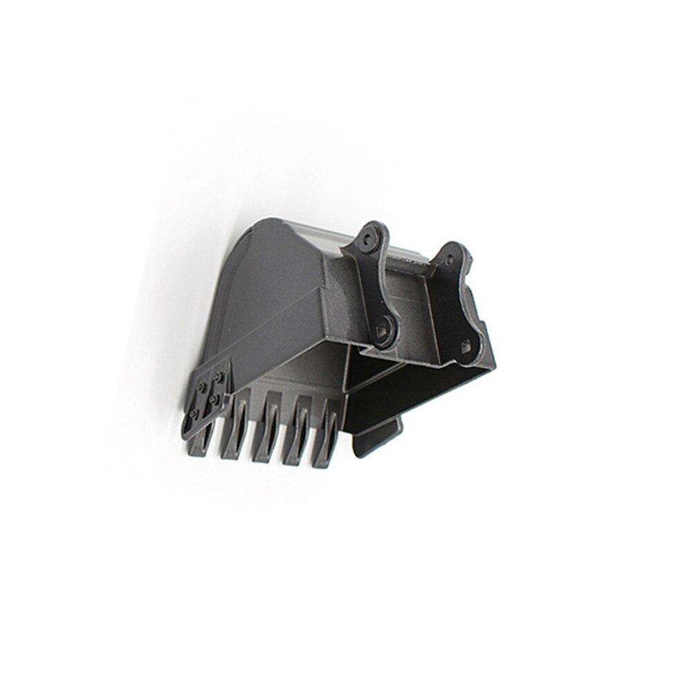 For 1/14 HUINA 580 Excavator Bucket RC Excavator Parts Accessories MetalBucketGrab