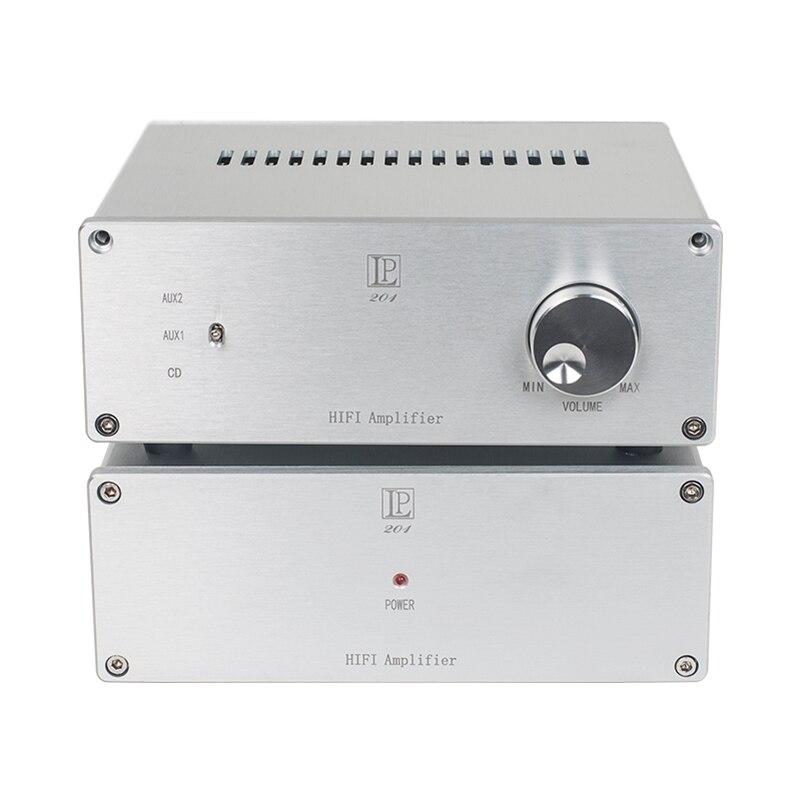 Amplificador DE 2020 Pure Class A 1969 para ordenador de sobremesa, miniamplificador de potencia de Audio HIFI de tipo dividido, amplificador