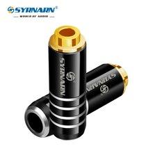 Écouteur stéréo femelle 4.4mm 5 pôles   Nouvelle mise à niveau, adaptateur métallique, connecteur de fil Audio, pour Sony/A