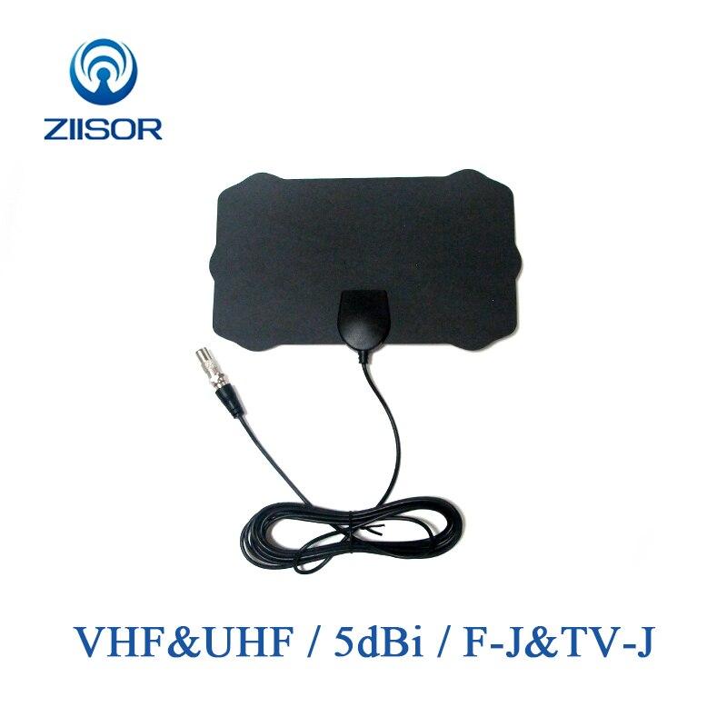 HDTV Digital TV Antenna Indoor DTV Antena Signal Amplifier Booster 1080P Satellite Aerial 50 miles Z231-BTVTVJ220130
