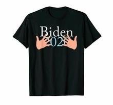 Joe Biden 2020 Democratische Partij Tijd Om Uitverkorenen Politieke Zwart T-shirt S-3Xl Top Kerstcadeaus Tee Shirt