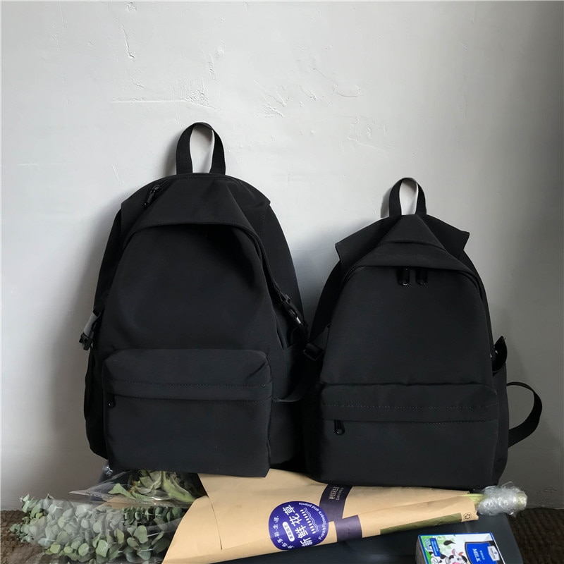 방수 나일론 배낭 여성 가방 패션 배낭 여성 큰 작은 여행 배낭 여성 어깨 가방