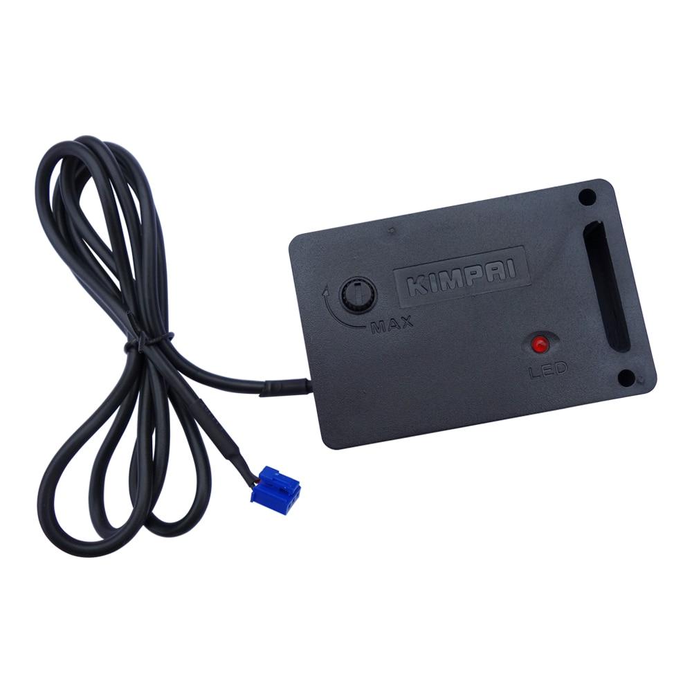 Sensor de choque para sistema de alarma para coche, Sensor de vibración por defecto apto para motor CARWITMATE, sistema de arranque y parada, productos de la serie PA313