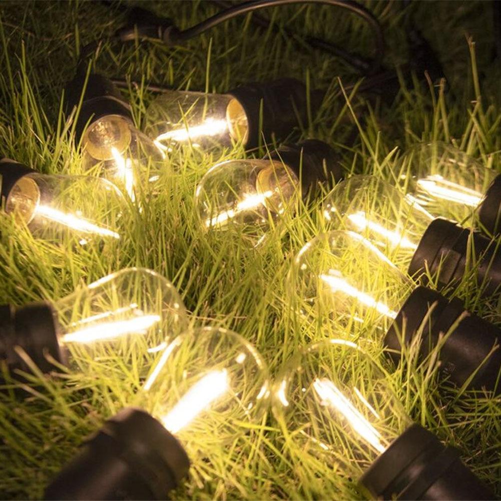 hhs casa conduziu a luz da corda ip65 classe comercial 7 10m conduziu a lampada da