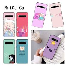 RuiCaiCa Lumpy Raum Prinzessin Abenteuer Zeit telefon Fall für Samsung GALAXY S6 S7 S7 Rand S8 S9 plus s20 s10 s20 ultra s10plus