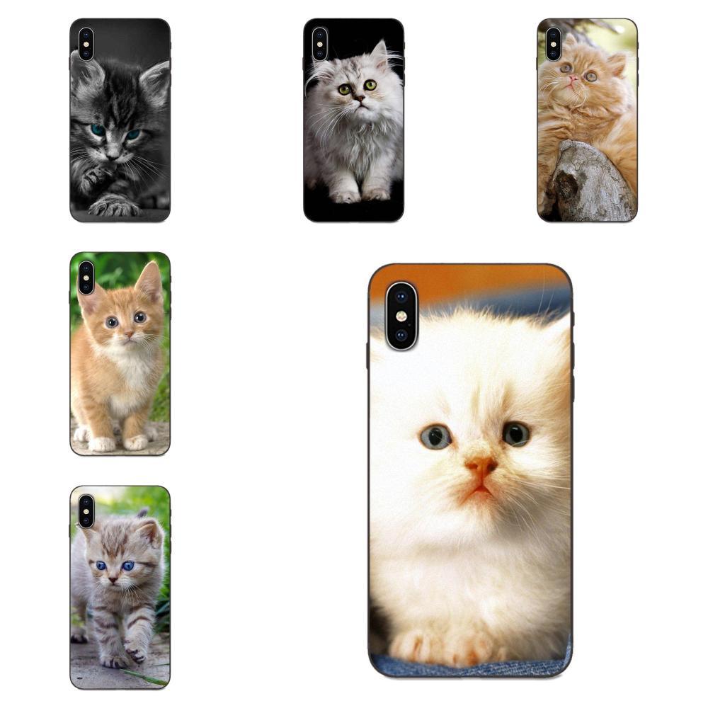 For Xiaomi Redmi Note 3 3S 4 4A 4X 5 5A 6 6A 7 7A K20 Plus Pro S2 Y2 Y3 Case Fashion Sweet Pets Persian Cat