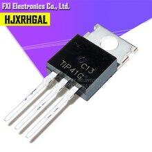 10 teile/los TIP41C TIP41 6A / 100V MOSFET transistor Darlington bipolar transistor original Produkt