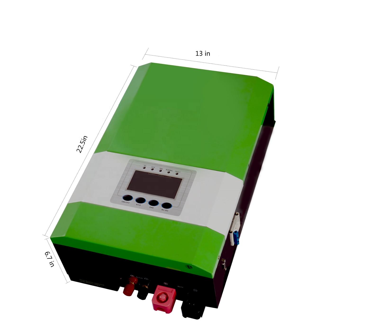 FLTXNY POWER 1000 واط 12/24 فولت خارج الشبكة MPPT الشمسية العاكس موجة جيبية نقية عاكس الطاقة 1KW