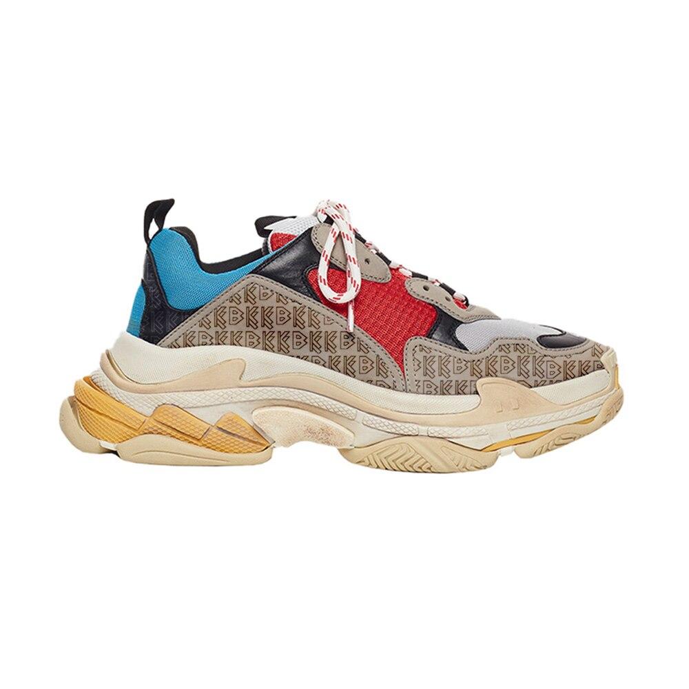 WFMD BLCG الثلاثي S أحذية رياضية # wfmd24R