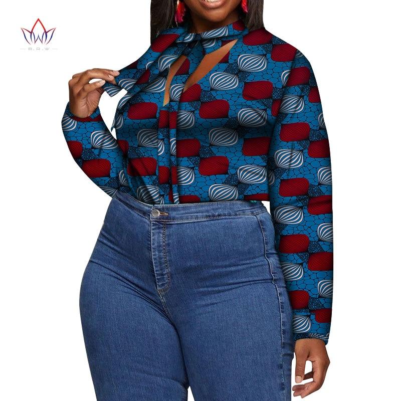 Коллекция весна 2020 года, африканская одежда, Женская Новая африканская одежда Dashikis 6xl, Женская традиционная африканская одежда, хлопковая в...