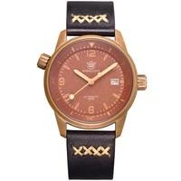 2021 bronze dial 20atm steeldive watch water resistant sapphire glass mens wristwatch sd1949s