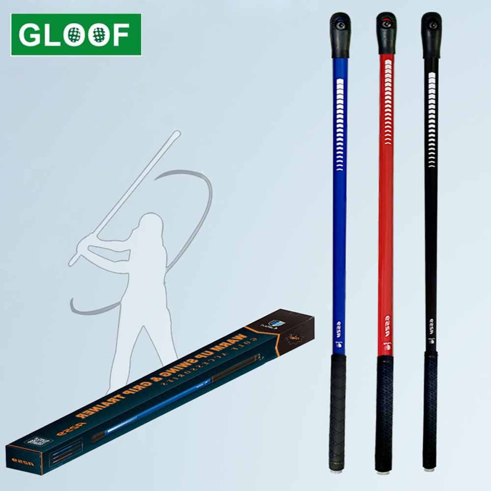 Golf Swing Trainer Golf Training Aids Correction Tool Strength And Speed Training Golf Club Equipment Adjustable Difficulty