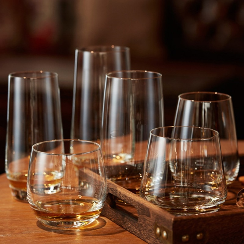 Vidrio de vino tazas garrafa vasos vidrio bardak whisky verre copas de...