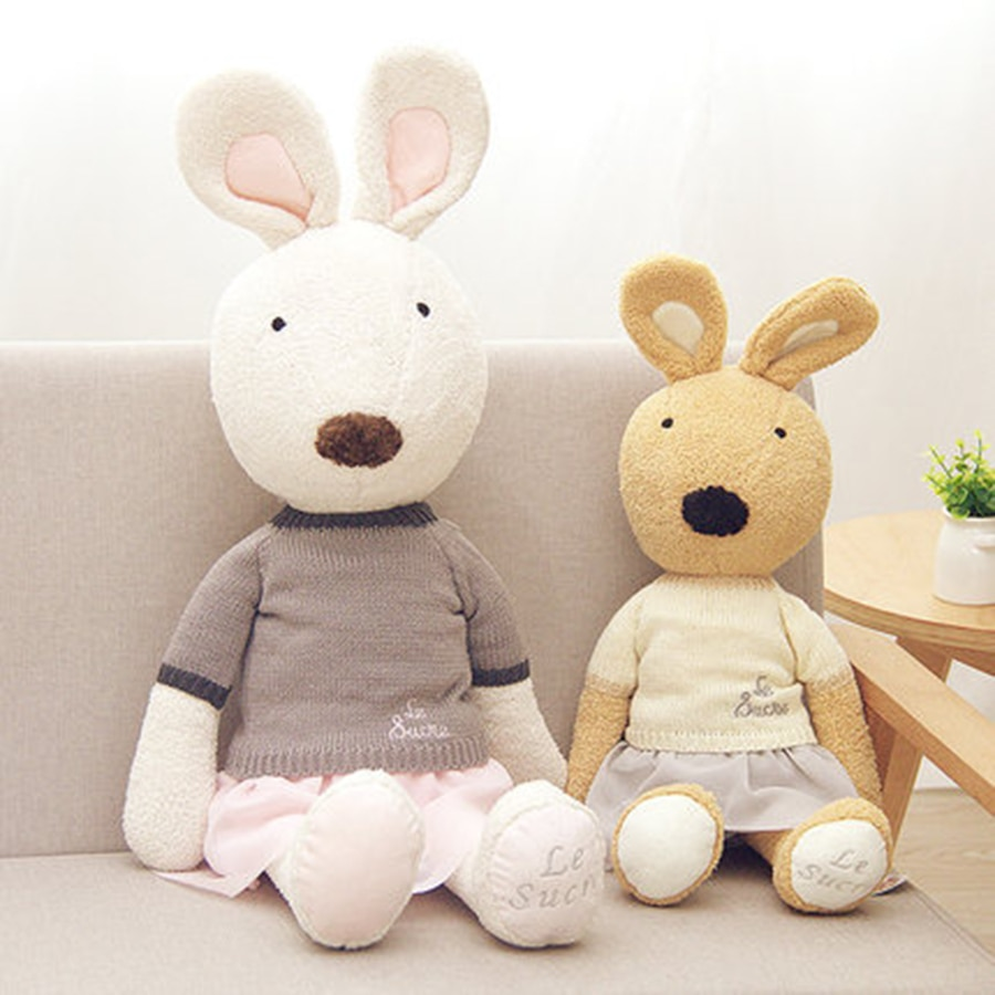 Juguetes de peluche animales de peluche Kawaii conejo muñecas Kawaii juguetes para niñas lindos animales de peluche japoneses almohadas animales de peluche CC50MR