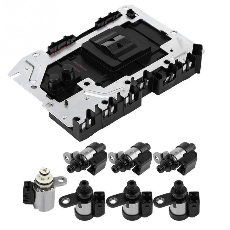 RE5R05A Transmission Valve Body  Solenoids Control Unit Assembly for NISSAN / DATSUN HYUNDAI KIA INFINITI