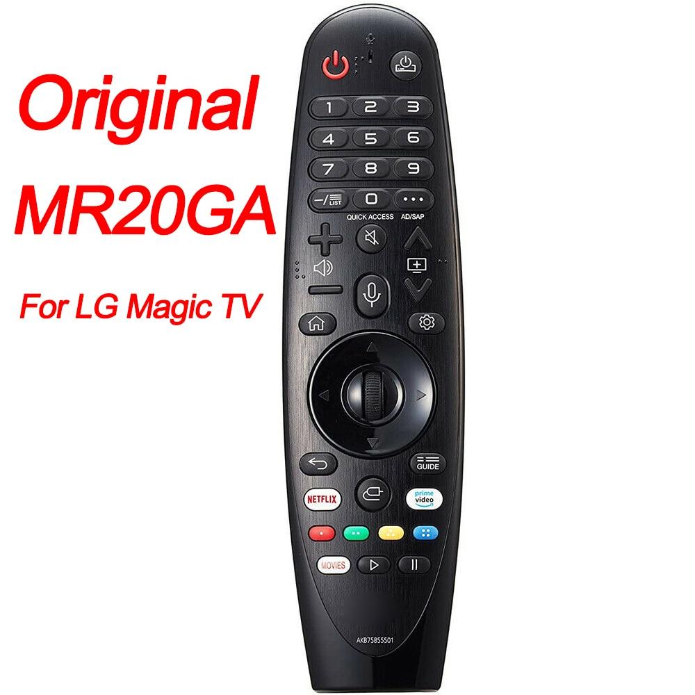 الجديد الأصلي MR20GA ل LG ماجيك TV صوت التحكم عن بعد AKB75855501 ZX/WX/GX/CX/BX/nano 9/nano 8 UN8/UN7/UN6 Fernbedienung