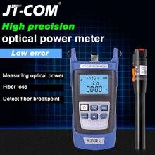 2 In1 FTTH Fiber Optic Tool Kit Fiber Optical Power Meter -70 + 10dBm und 10km 10mW visual Fault Locator Fiber optic tester stift