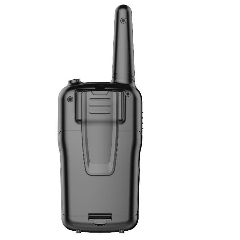 Range in Open Field 22 Channel FRS/GMRS Walkie Talkies UHWalkie Talkies for Adults Long Range 4 Pack 2-Way Radios Up to 5 Miles enlarge