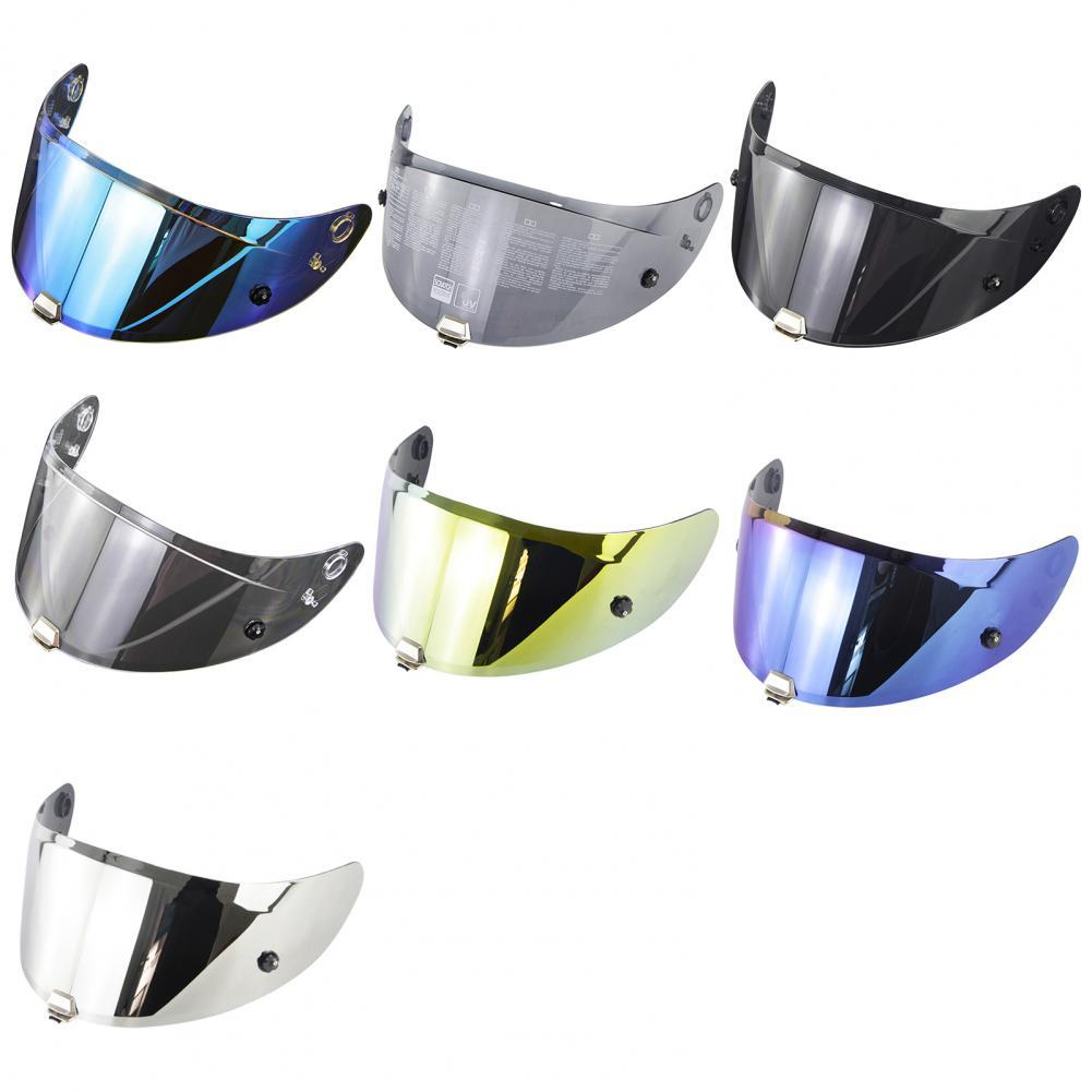 REVO Helmet Visor Lens UV Protection Night Vision Safe Full Face Motorcycle Helmet Lens for HJ-26 RPHA11 RPHA70 PC Visor Lens helmet visor for hjc rpha11 rpha70 motorcycle detachable helmet glasses motorbike helmet lens motocross full face visor
