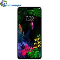 "Original Unlocked LG G8 ThinQ G820N G820UM  LTE Android Phone Snapdragon 855 Octa Core 6.1"" 6GB&128GB 16MP&12MP Fingerprint NFC"