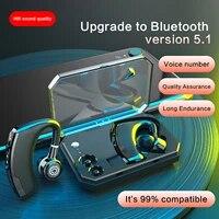 NEW ortable Bluetooth Earphone Wireless True Twins Bluetooth Stereo Headset In-Ear Earphones HD MIC Sports Running Headphones S