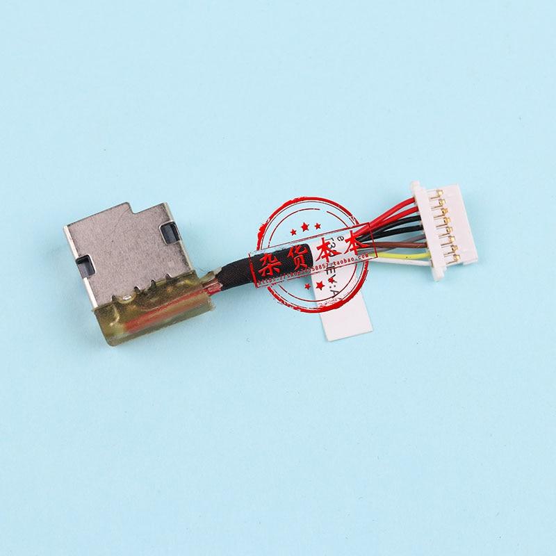 WZSM nuevo DC Cable de carga Jack para HP ProBook 430 440 450 G5 G6/455 470 G5