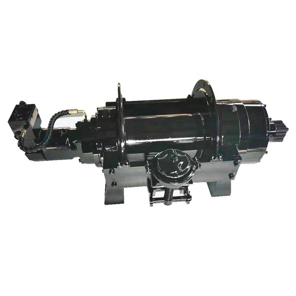 Most Popular hydraulic excavator capstan winch 15 ton enlarge
