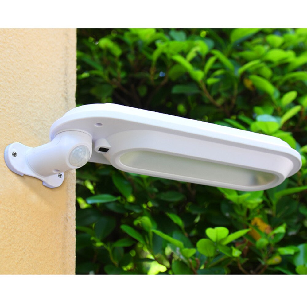 Czujnik led lampa słoneczna ściany przenośne automatycznie wodoodporna akumulator noc ogród drogowego światła uliczne na zewnątrz publicznych