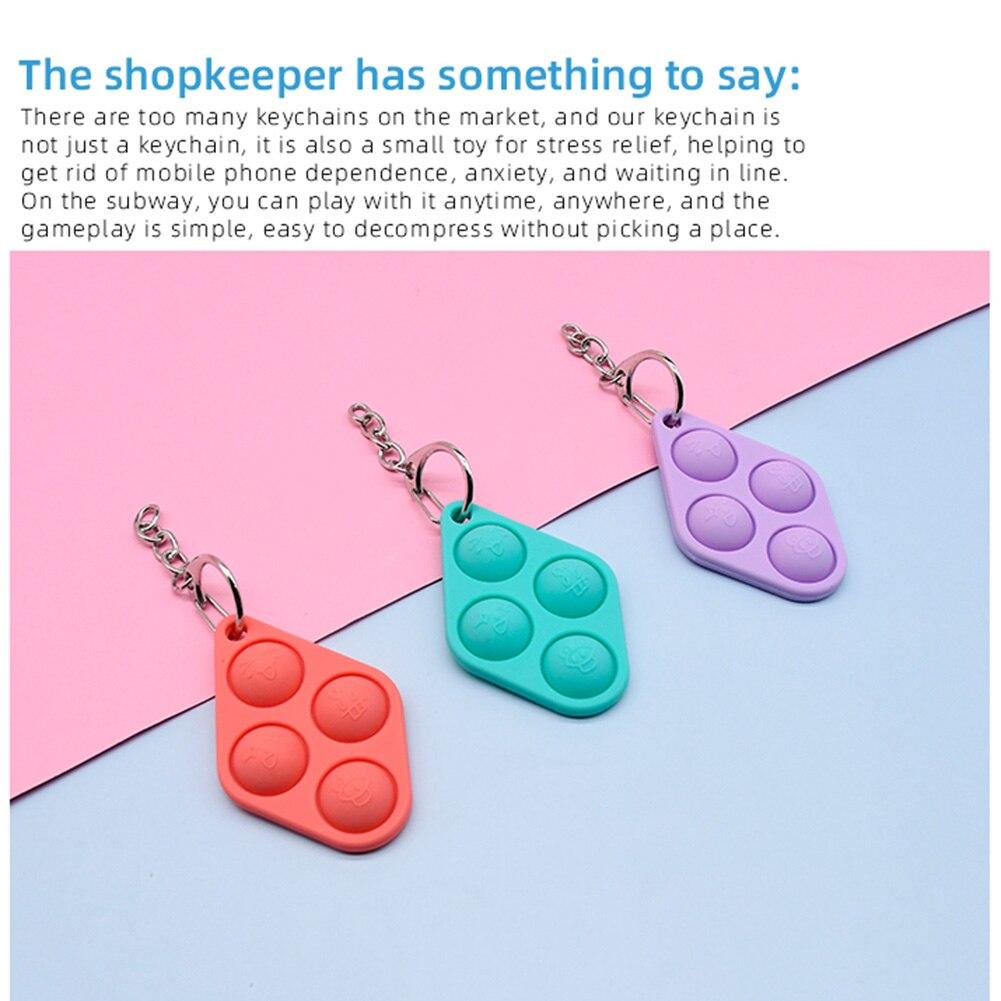 Фото - Игрушка-антистресс, смешная игрушка-антистресс для взрослых и детей, игрушка-антистресс игрушка антистресс подушка эврика пончик n1 98762