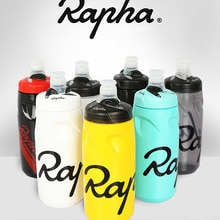 Rapha Cycling Water Bottle 610/620/750ml Leak-proof Squeezable Taste-free BPA-free Plastic Camping H