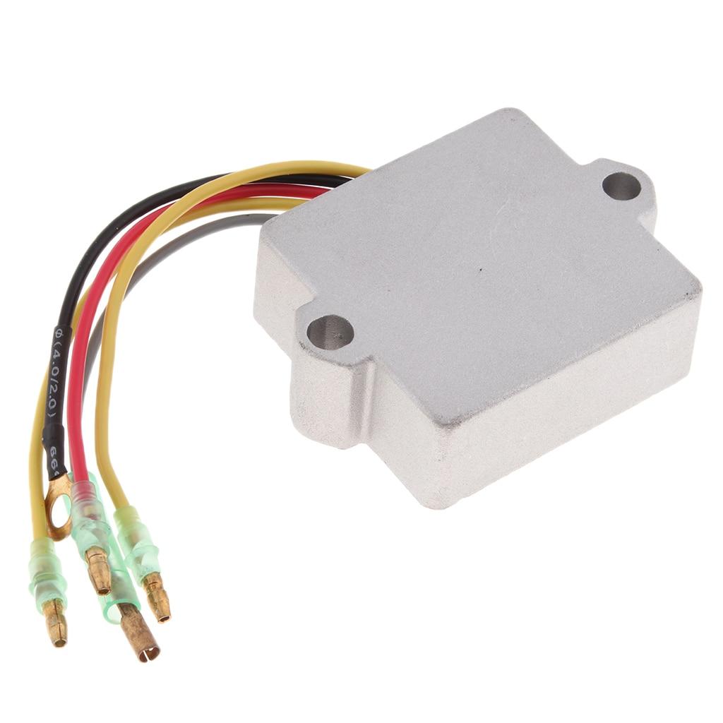 Regulador rectificador para Mercury Mariner fueraborda 5-Wire 815279-3 883072T