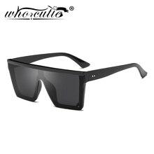 Retro Black Square sunglasses Men Women 2019 Brand Design Vintage Shield Frame Sun Glasses Tortoises