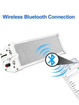 40w bluetooth waterproof column speakers outdoor speakers