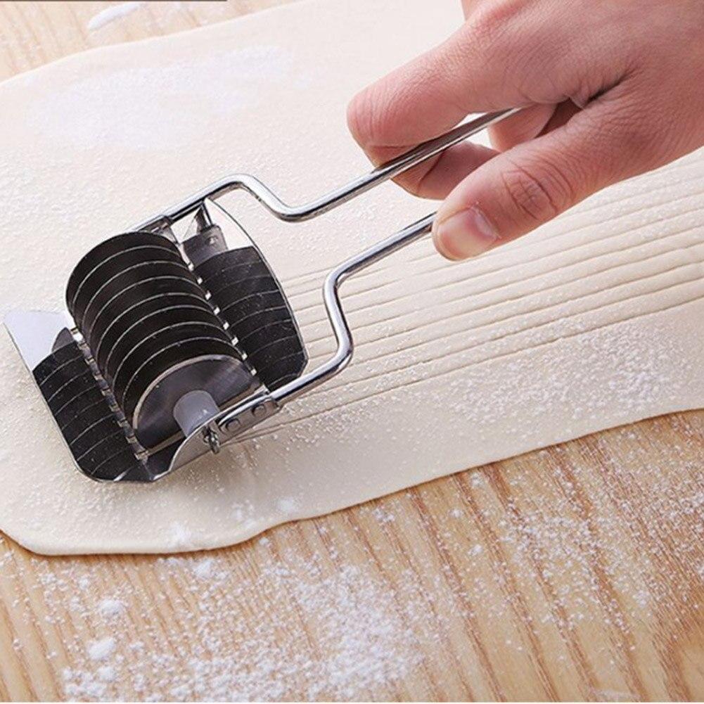 Máquina de prensado Mango antideslizante fabricantes de utensilios de cocina Spaetzle cortador de corte de fideos HY99