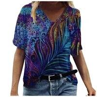 womens t shirt fashion casual plus size scenic flowers printing round neck t shirt tops camisetas de mujer %d1%84%d1%83%d1%82%d0%b1%d0%be%d0%bb%d0%ba%d0%b0 %d0%b6%d0%b5%d0%bd%d1%81%d0%ba%d0%b8%d0%b9