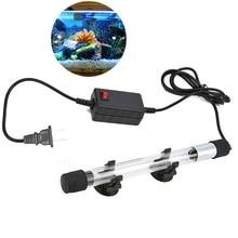 7/9/11/13W Fish Tank lampa UV ultrafioletowe akwarium sterylizacji światła UV rozrządu Fish Reservoir dezynfekcji wody US/ue wtyczka