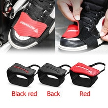 3 color Motorcycle Shift Gear Lever Pedal Rubber Cover Shoe Protector Foot Peg Toe Gel Universal all