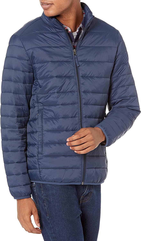 Out-of-season New Hot-selling Men's Fashion Lightweight Waterproof Foldable Down Jacket