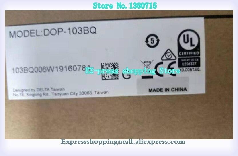 Novo DOp-103BQ substituir DOP-B03S211 4.3 Polegada painel da tela de toque hmi com usb host 2 com 480x272