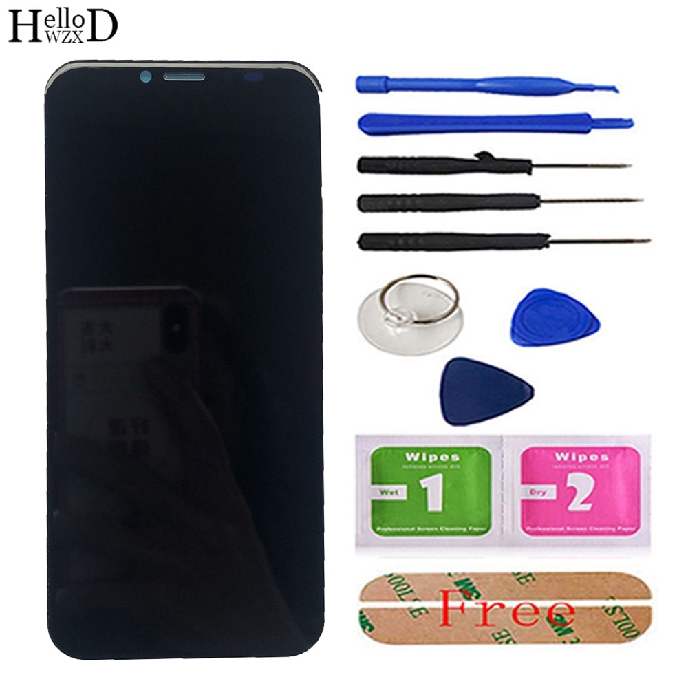"""5.45"""" LCD Display For Alcatel 1S 2019 OT5024 5024 5024D 5024J 5024A LCD Display Touch Screen Digitizer Glass Assembly Tools"""